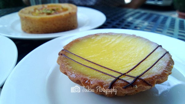 Lemon Tart.  -- Baker & Cook @ 77 Hillcrest Road