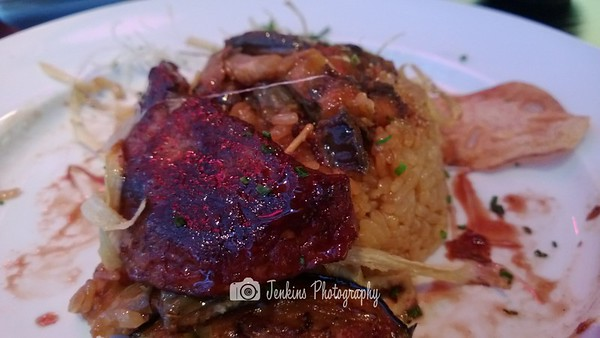 Foie gras just melt in your mouth -- Magosaburou 燒肉孫三郎 (シンガポール)@Ion Orchard