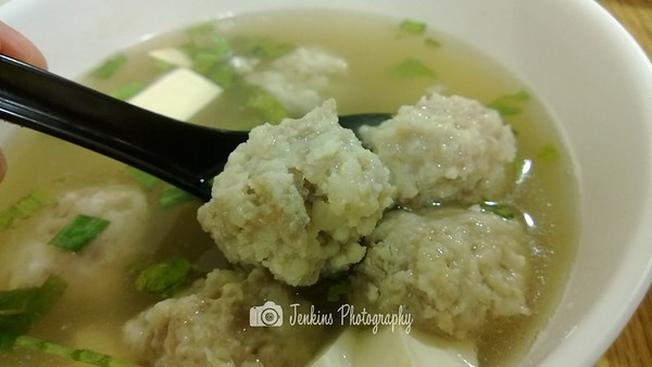 My favourite place for fishmeat ball -- Xu Jun Sheng (Long Ji) 许俊盛 (隆记)@121 Joo Chiat Road