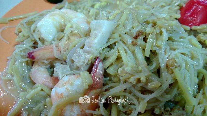 -- Eng Ho (容和) Fried Hokkien Prawn Mee @ 409 Ang Mo Kio Avenue 10 (Teck Ghee Square Food Centre)