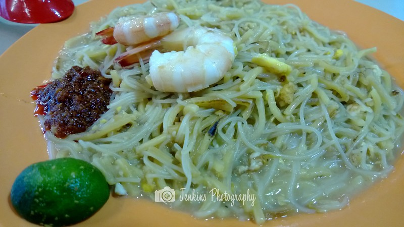 -- Eng Ho (容和) Fried Hokkien Prawn Mee @ 409 Ang Mo Kio Avenue 10 (Teck Ghee Square Food Centre)