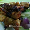Alittle over done in some part of the meat -- Lin Yuan Satay 林园沙爹@85 Bedok North St 4