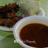 Sauce could be better with more crunchy nuts-- Lin Yuan Satay 林园沙爹@85 Bedok North St 4