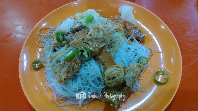 Vegetarian vemicelli -- 素食小吃@36 Telok Blangah Rise FC