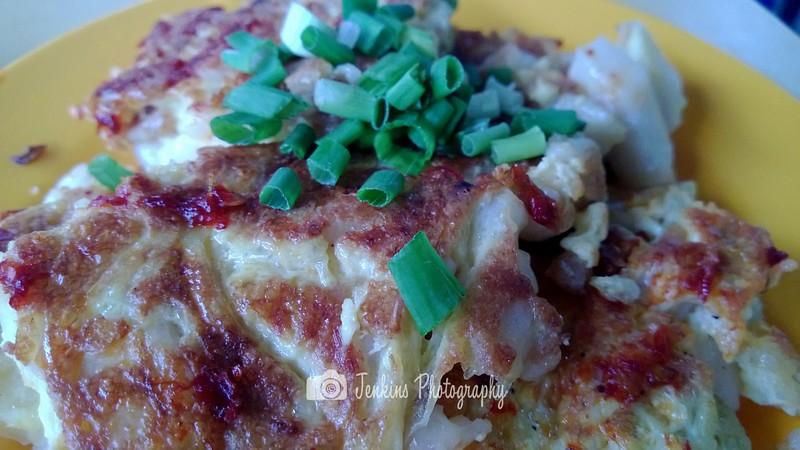 -- Lian He Carrot Cake @ 20 Ghim Moh Road (Food Centre)