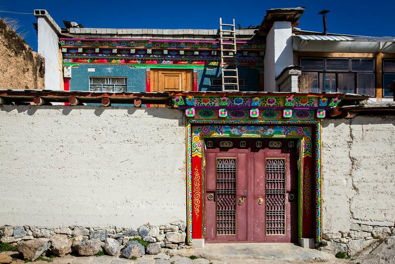 Ganden Sumtseling Monastery, Shangri-La, China