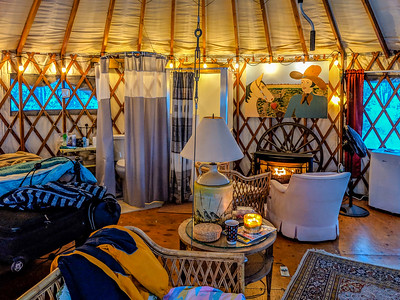 Yurt in the Mountains-8