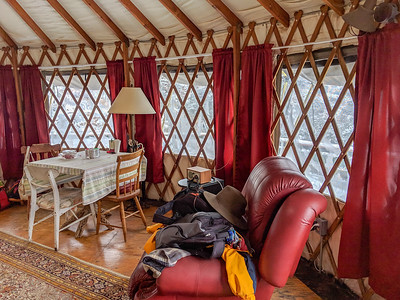 Yurt in the Mountains-4