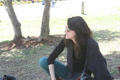 פיקניק עם אלון ואיילה בגן טדי