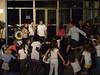 בגלל שיאירי לא יודע את התנועות לריקודי העם הוא תמיד רוקד עם הילדים הקטנים