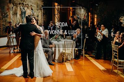 Yvonne & Luis