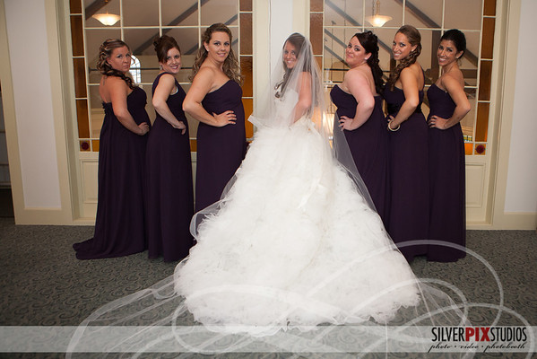 Formals with Bridal Partyy