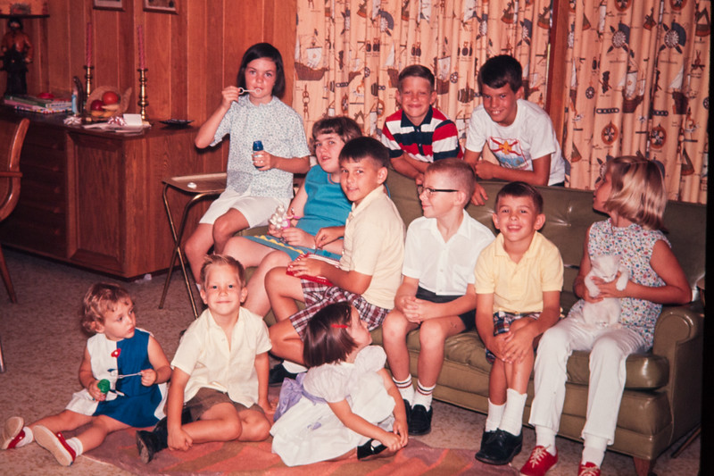 1966 June - Melissa's Birthday