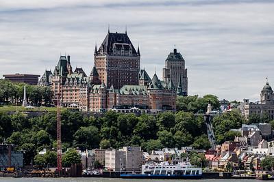 Québec vu de Lévis