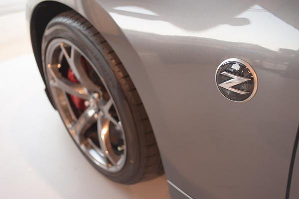 Z Nationals 2012 Car Show