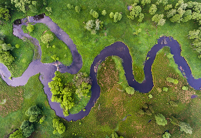 Rzeka Ruda, Meander, 017