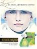SLAVA ZAÏTSEV Authentic Maroussia 1997 Spain 'La mujer que llevas dentro - El perfume nacido del frío'