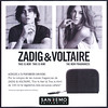 ZADIG & VOLTAIRE This Is Her! - This Is Him! 2016 Spain <br /> (San Remo stores) format 20 x 20 cm <br /> 'The new fragrances - ...te regalamos esta exclusiva cartera'