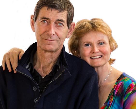 Adri Verberne en Nicoline van der Heijden