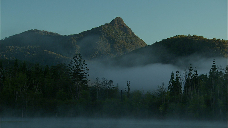 Mt Warning-Wollumbin | Clarrie Hall Dam