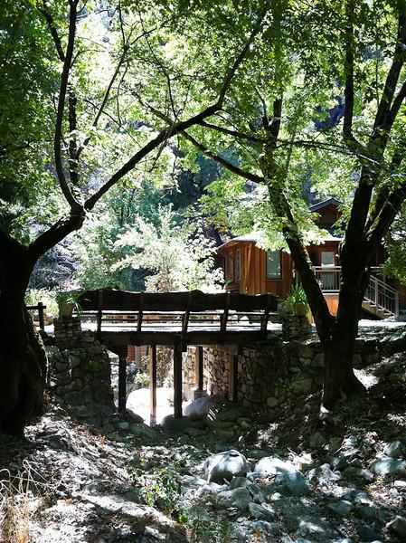 Bridge, side view