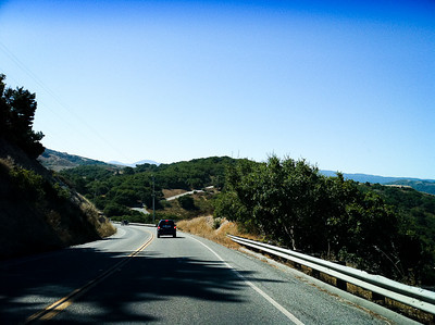 On Laureles Grade. Great short-cut from Hwy 68 to Carmel Valley Road.
