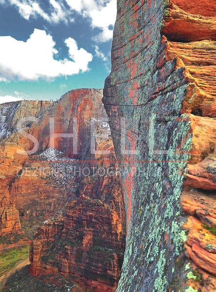 High Profile - Angels Landing, Zion - Utah