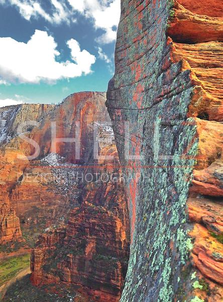 High Profile - Angels Landing, Zion - Utah