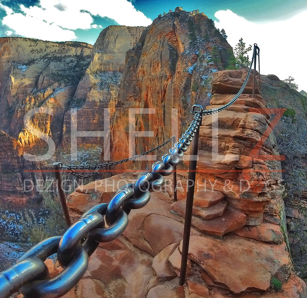 Stairway to Heaven II - Angel's Landing, Utah