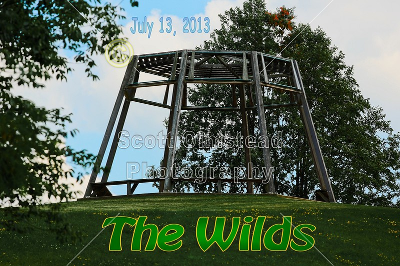 The Wilds is located in Cumberland, Ohio - Saturday, July 13, 2013