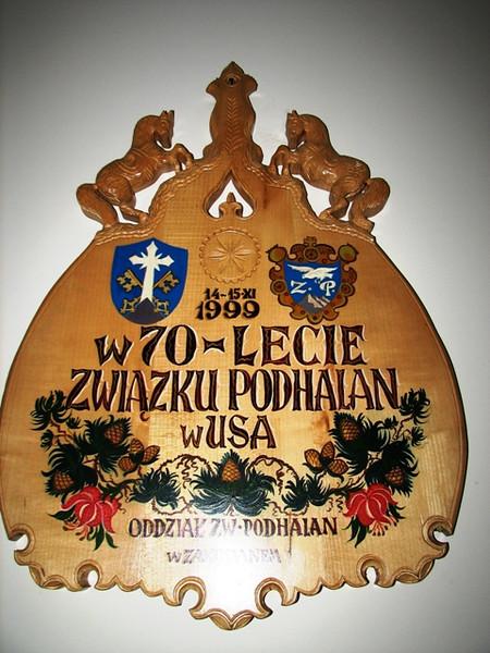Pulaski Day i wizyta w Domu Podhalan