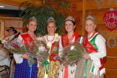 Bal Królowej Karoliny Bzdyk 2008r