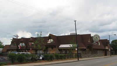 Z wizyta w Domu Podhalan 2008r - Goscie