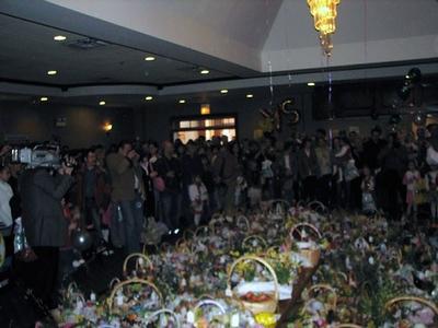 Koszyczek Wielkanocny w Domu Podhalan