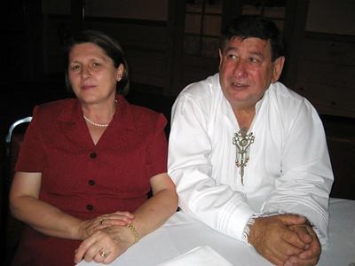 Wizyta Ministra Marka Sawickiego w Domu Podhalan