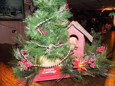 Mikołaj w Kole Bialy Dunajec