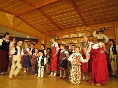 "XXVIII Festiwal ""Na Góralską Nutę"""