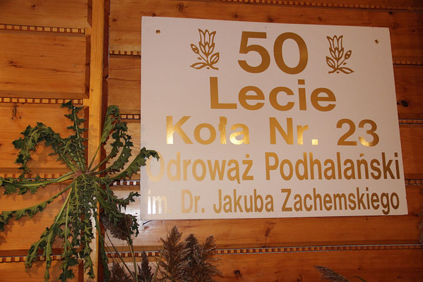 50-lecie Koła Odrowąż Podhalański