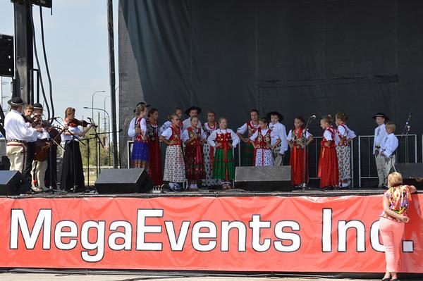 Pocyrwiyniany na Polskim Festiwalu w Chicago