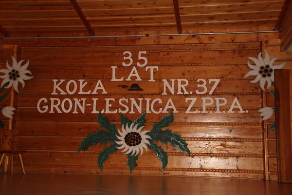 35 lecie Gronia Leśnicy