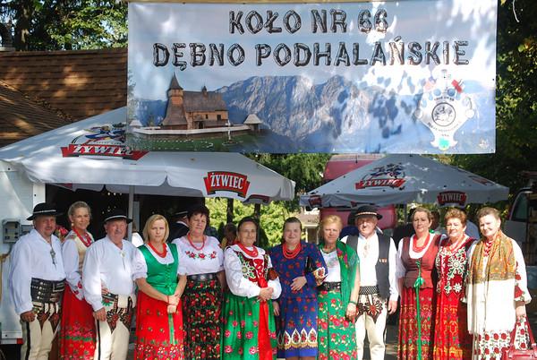 Dębno Podhalańskie Odpust 2014