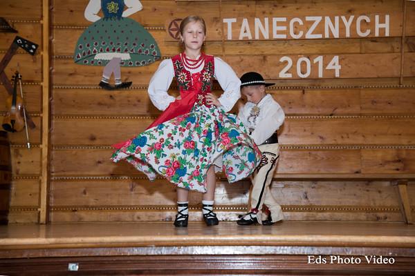 Konkurs Par Tanecznych 2014