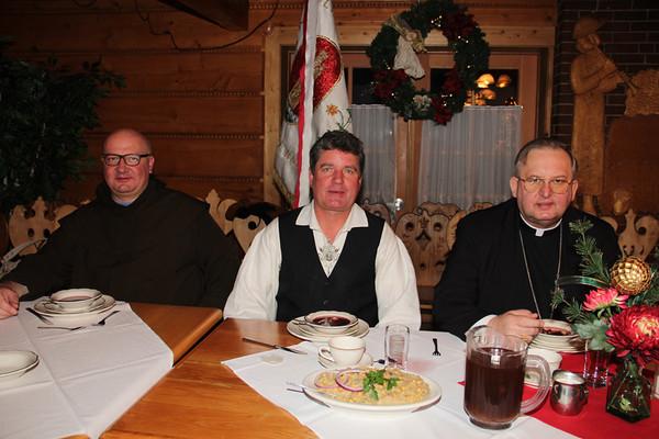 Spotkanie ZG ZPPA z ks. Biskupem Andrzejem Wypychem