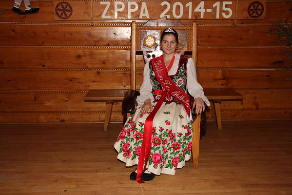 Teresa Skupień Nowa Królowa ZPPA