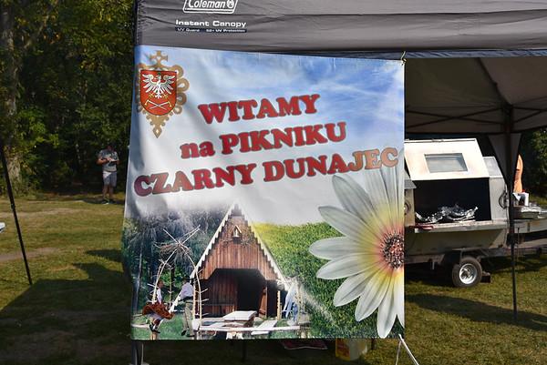 Piknik Klubu Czarny Dunajec