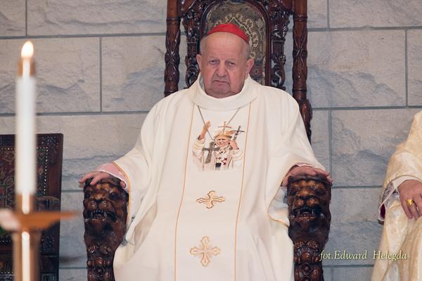 Ks. Kardynał Stanisław Dziwisz w Chicago 2018