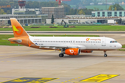 Orange2fly Airbus A320-232 SX-ORG 10-9-18