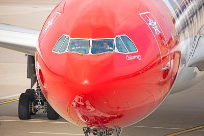 Edelweiss Air Airbus A330-343 HB-JHR 10-9-18