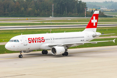 Swiss Airbus A320-214 HB-IJP 10-9-18