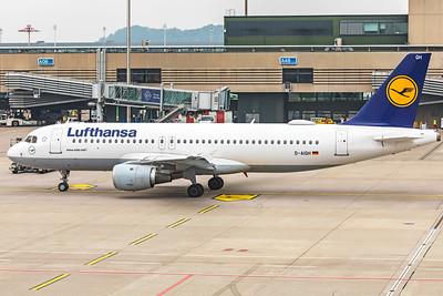 Lufthansa Airbus A320-211 D-AIQH 10-9-18